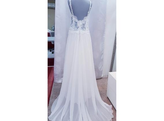 Robe de mariage sur mesure