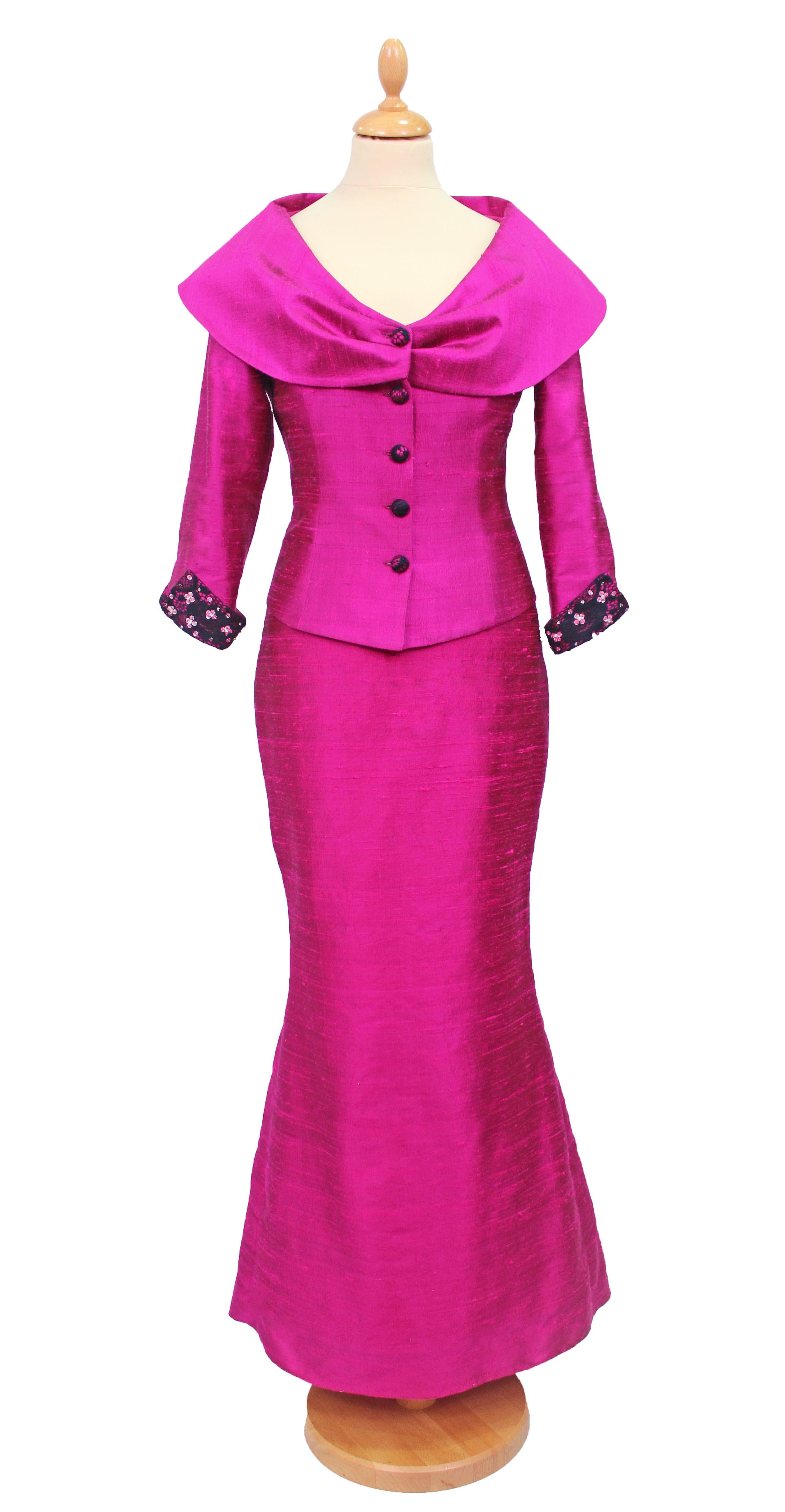 Tailleur Pink Ladie