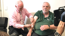 GPs kick-off priority vaccine rollout
