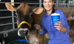 Helping Aussie farmers one coffee at a time
