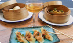 Bao to a new Aussie dish for dumpling day