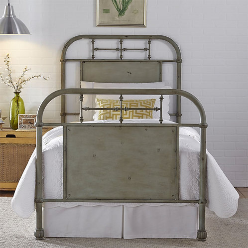 Vintage Series Full Metal Bed