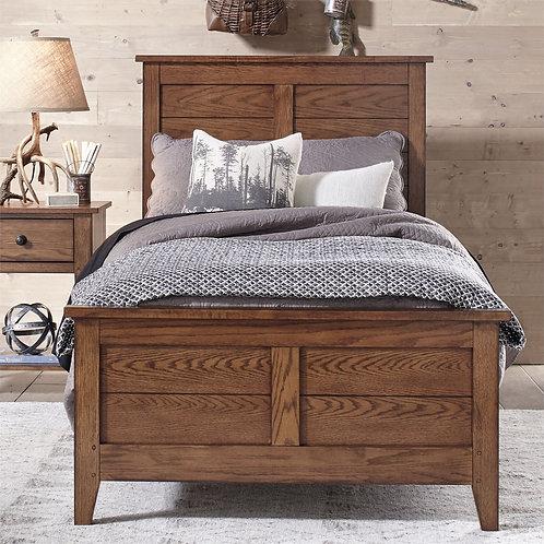 Grandpa's Cabin Full Panel Bed