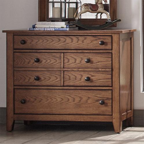 Grandpa's Cabin 3 Drawer Dresser