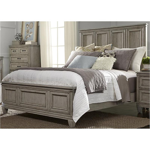 Grayton Grove Queen Panel Bed