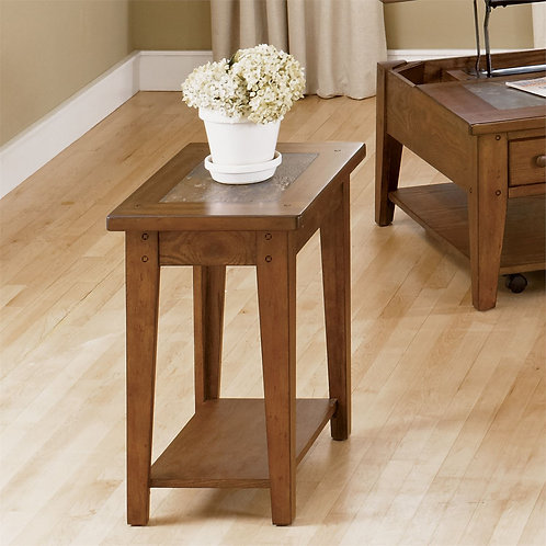 Hhearthstone Chairside Table