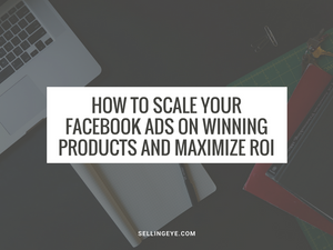 How to Scale Your Facebook Ads on Winning Products and Maximize
