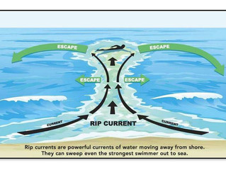 What To Do When Caught In Rip Current