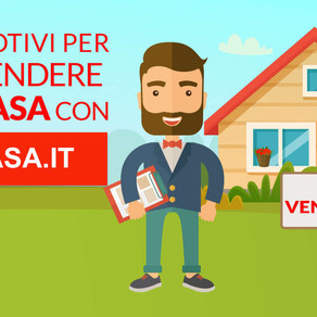 5 Buoni motivi per vendere casa con un'agenzia immobiliare s1casa.it