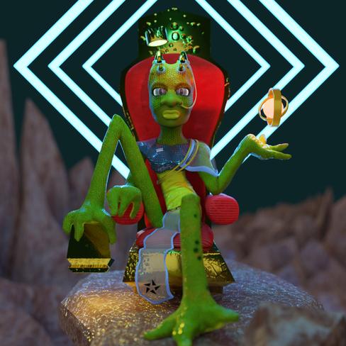 Alien Princess