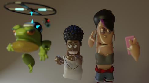 The Cruu -  Animated Series