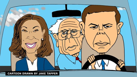 2020 Candidates Carpool