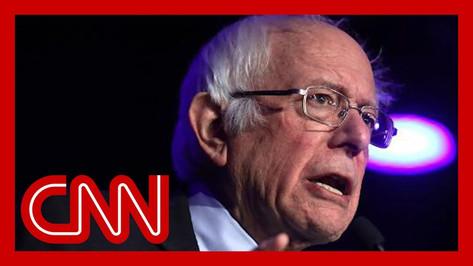 Bernie Sanders Leads Dems
