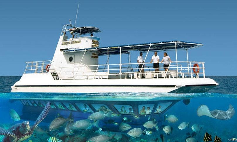 Osservatorio di Grand Cayman Seaworld
