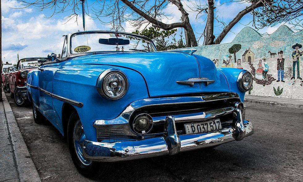 Dall'Avana: In auto d'epoca sulle orme di Hemingway