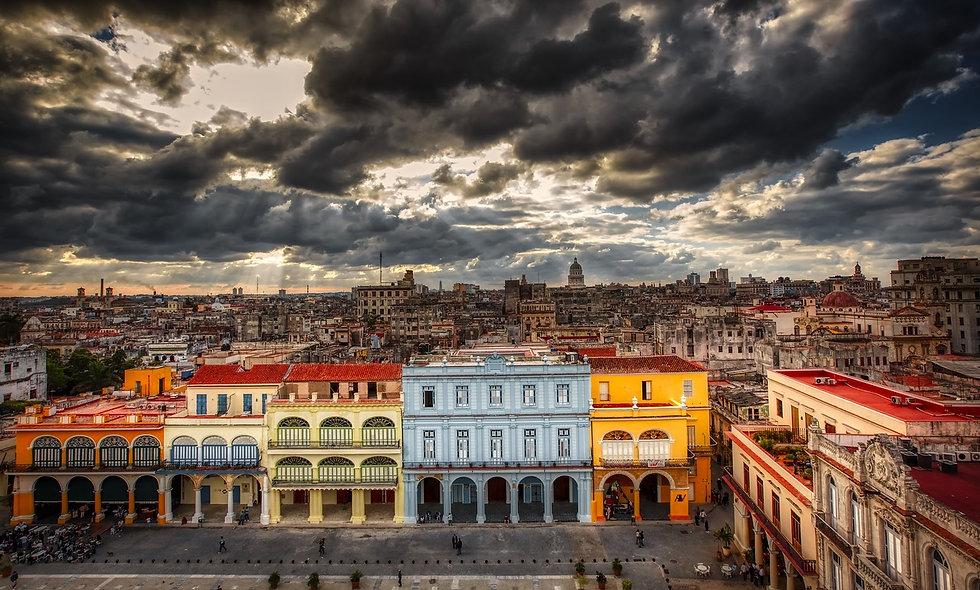 Tour di Cuba da Santiago (Tour di Gruppo)