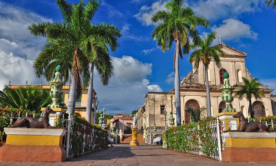 Da Trinidad: città museo dei Caraibi