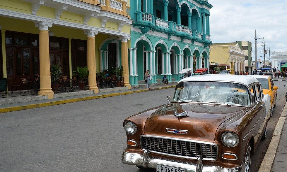Da Avana città a Cayo Coco