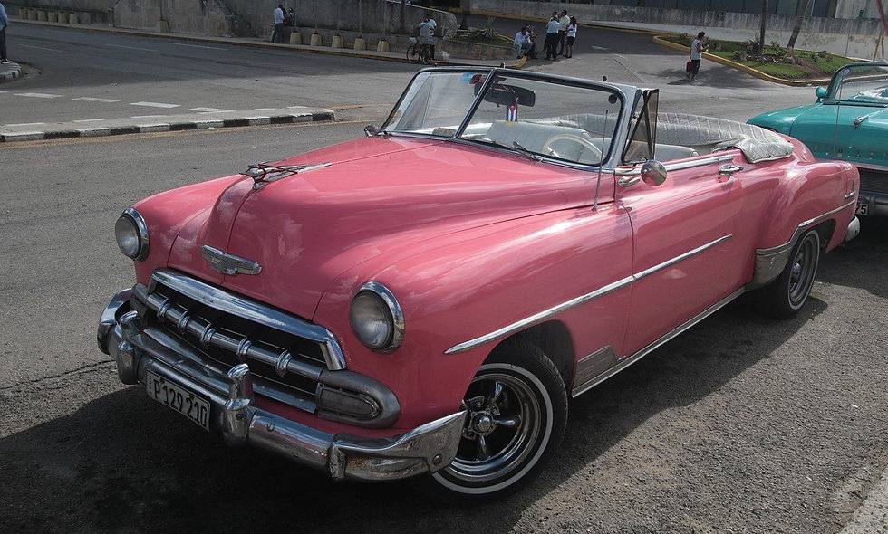 Da Avana città a Cienfuegos città