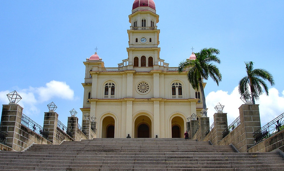 Da Playa Guardalavaca: City tour Santiago de Cuba