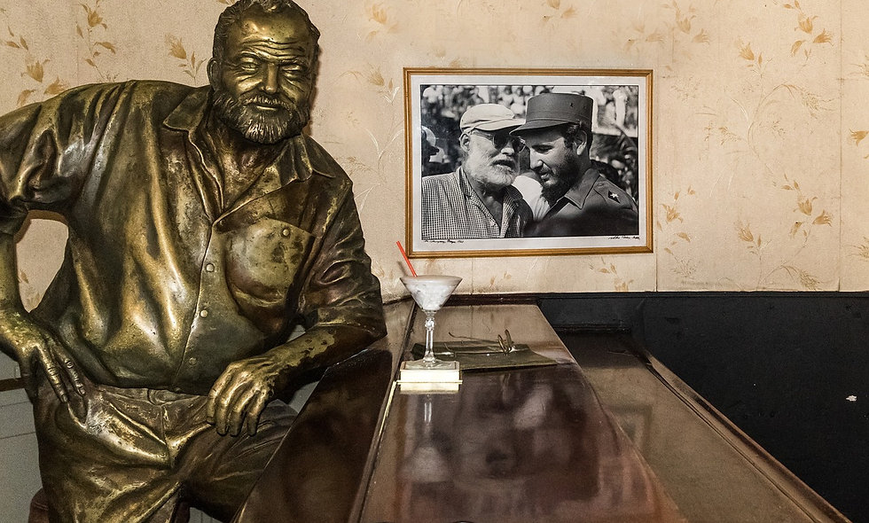 Dall'Avana: ll cammino di Hemingway visita con guida