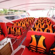 Pakbara to Koh Lipe by boat