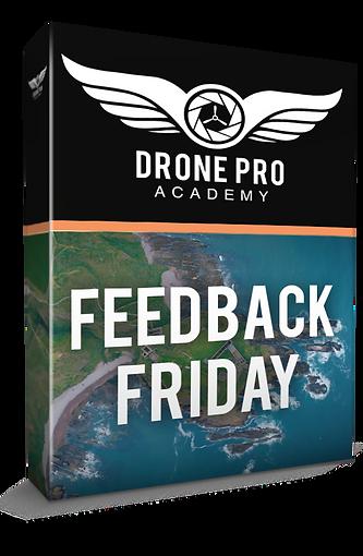 Drone PRO ACADEMY BOX ) FEEDBACK FRIDAY.
