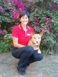 Anita Strong, DogWise Hills District