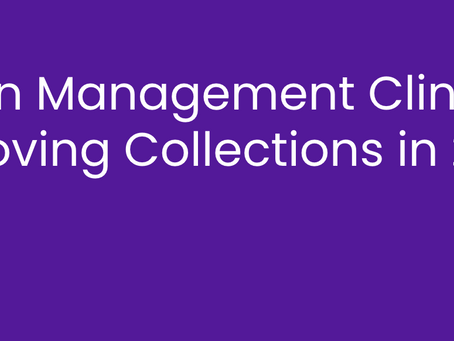 How Pain Management Clinics are Improving Collections in 2021