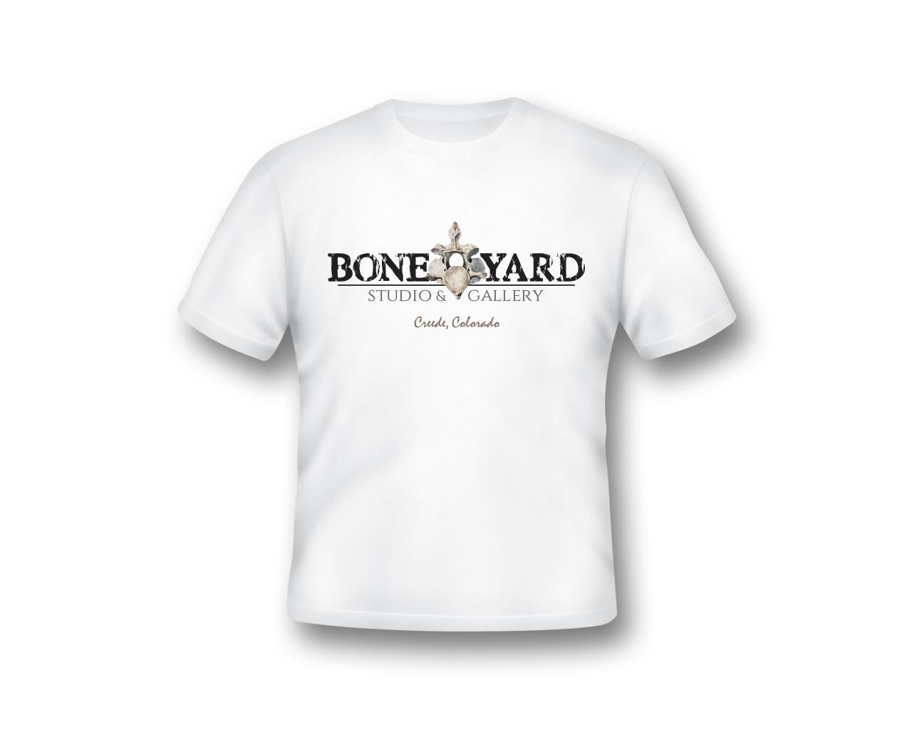 BONEYARD t-shirt design