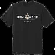 BONEYARD t-shirt design BLACK COB.png