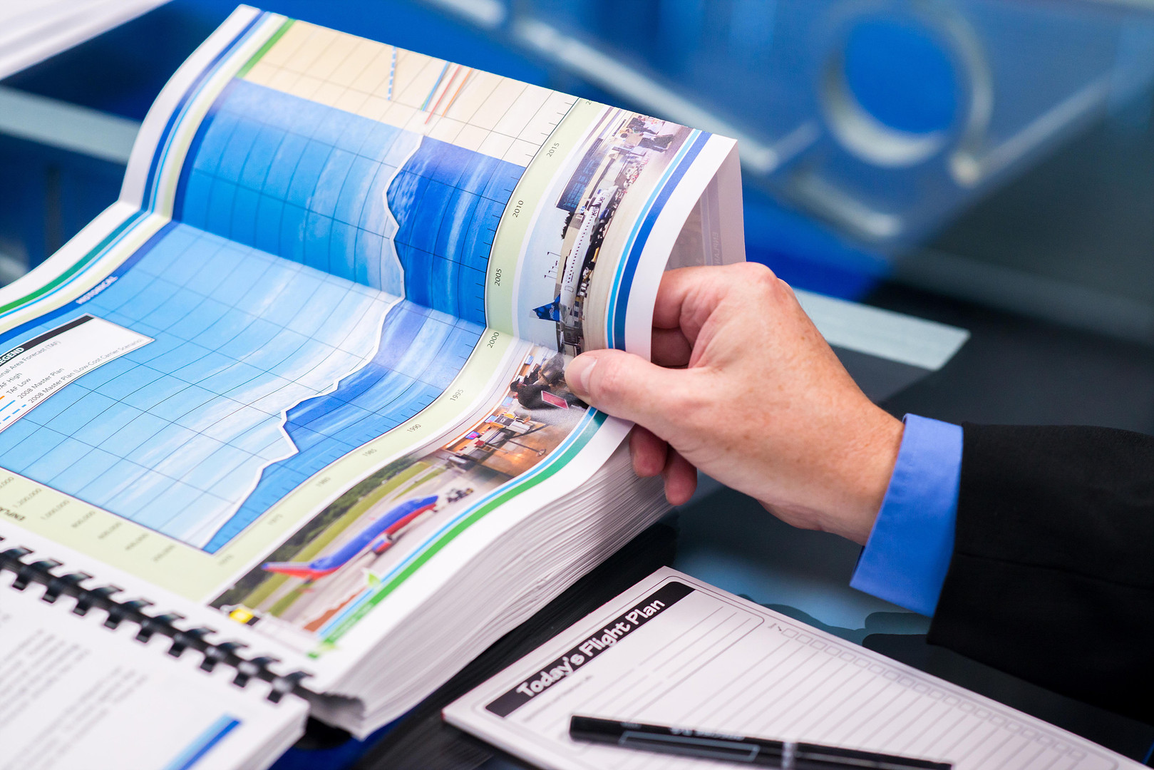 Coffman Associates airport planning
