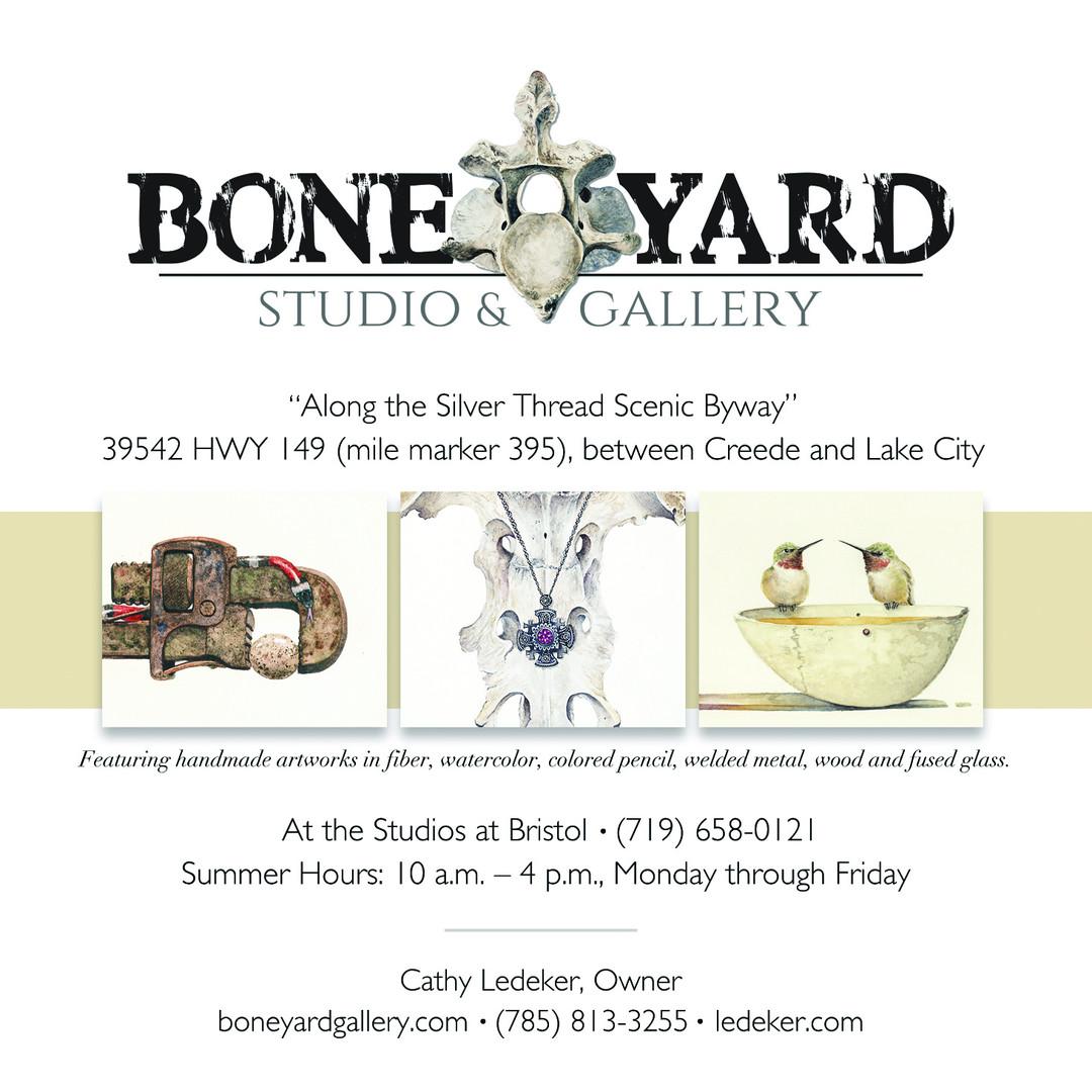 BONEYARD gallery card