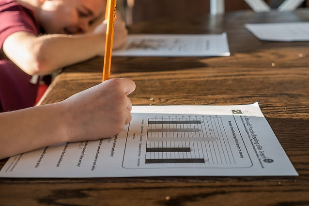 Children doing math homework.jpg