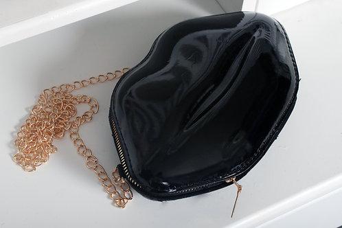 Black Lips Bag
