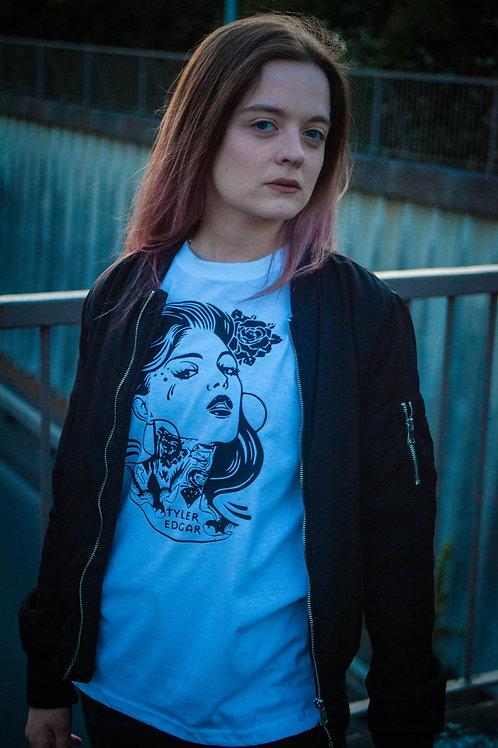Inguenity Kneck Tattoo T-Shirt