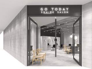 新規出店(GO TODAY SHAiRE SALON 表参道店)のお知らせ