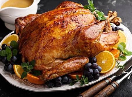 Cooking a Pasture-Raised Turkey, Pie Update, a Special Thanks