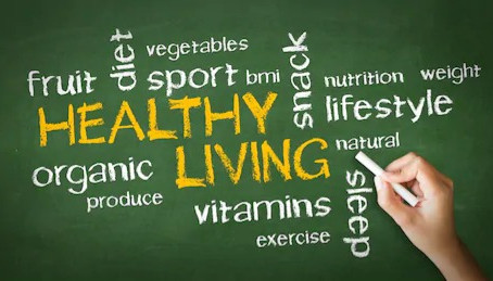 Healthy Living Tips for the New Year