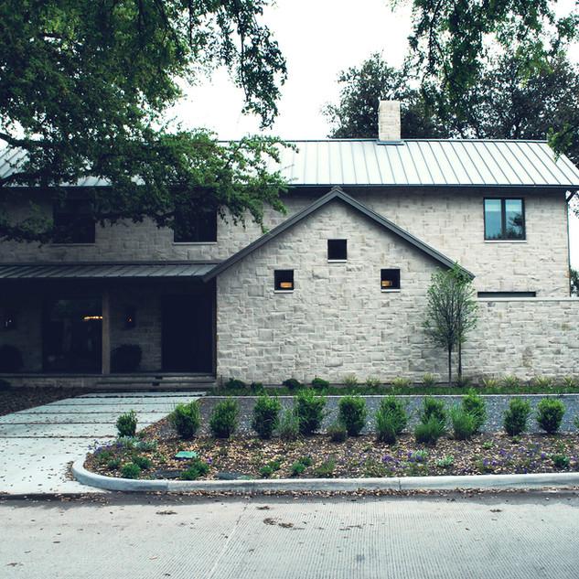 Preston Hollow Residence