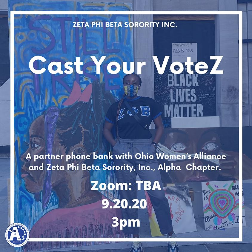 Cast Your VoteZ (1)