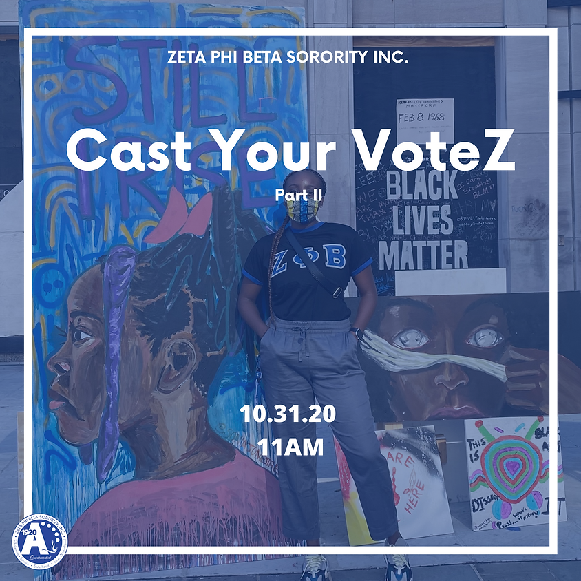 Cast Your VoteZ