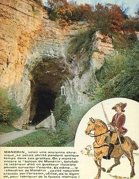 Grotte de La Balme - Mandrin
