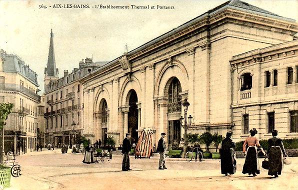 cite - Aix-les-Bains - Etablissement The