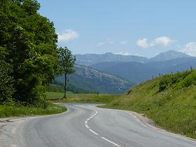 Les Bauges, en Savoie