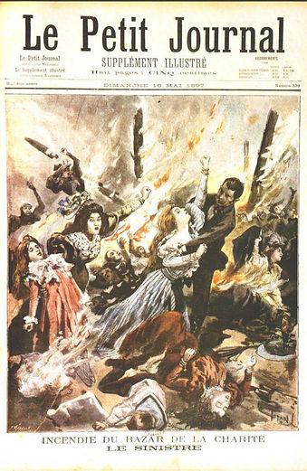 1897-16-mai - incendie bazar de la Charité