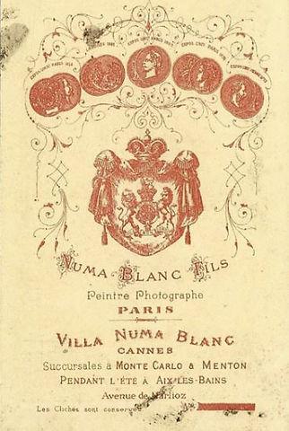 Numa Blanc