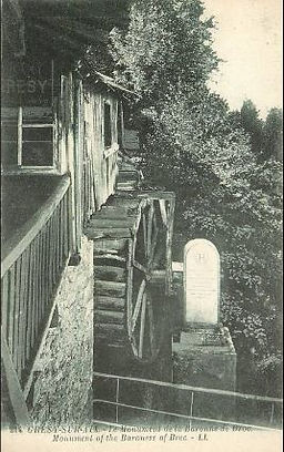 Gresy-sur-Aix - gorges du Sierroz