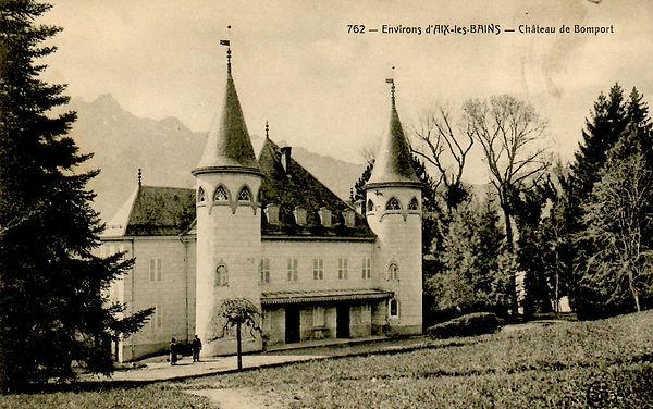 Chateau de Tresserve -  Chateau de Bonport