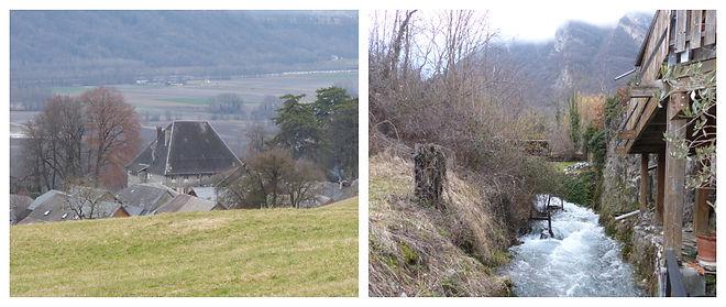 Les Allues - Saint Pierre d'Albigny